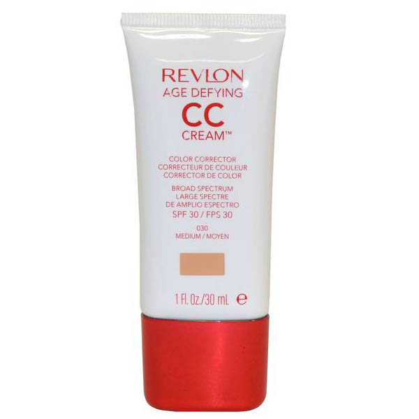 Revlon age defying cc cream – medium