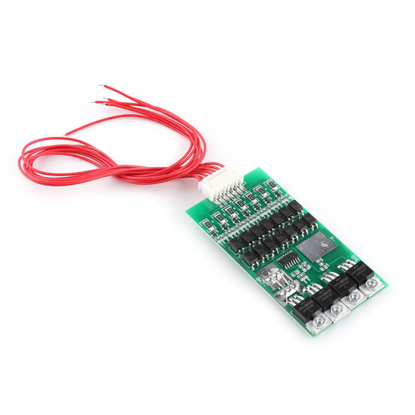 1pc 7s 24v 20a lithium battery bms protection board with bal