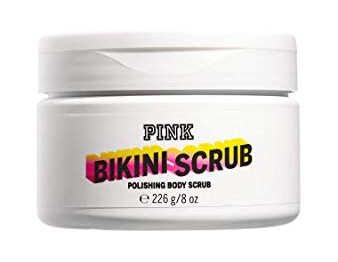 Victorias secret pink bikini body scrub