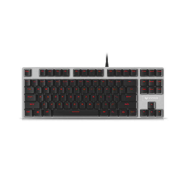 Vpro keyboard gaming v500 mekaniskt svart