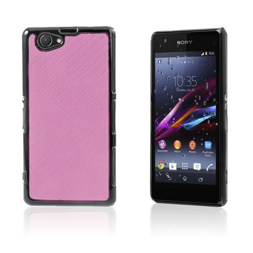 Steen sony xperia z1 compact skal – magenta
