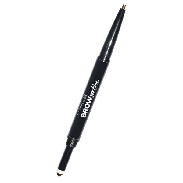 Maybelline brow satin duo pencil – brunette