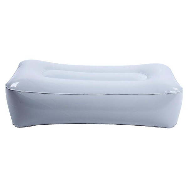 Portable pvc inflatable folding seat pad comfortable for kay