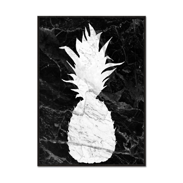 Poster A3 30x42cm Pineapple