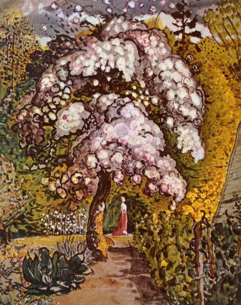The Peacemakers,Samuel Palmer,50x40cm