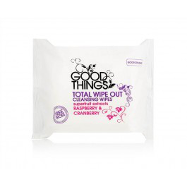 2 pack good things total wipe out cleansing wipes