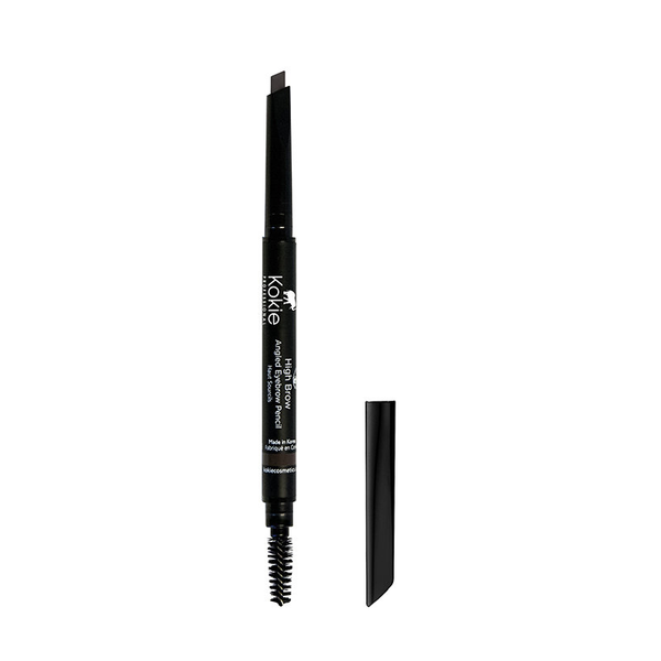 Kokie high brow angled brow pencil – rich brunette