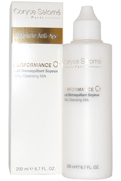 Coryse salomé ultimate anti-age silky cleansing milk 200 ml