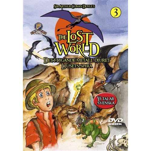 The lost world 3 – ljusets spira