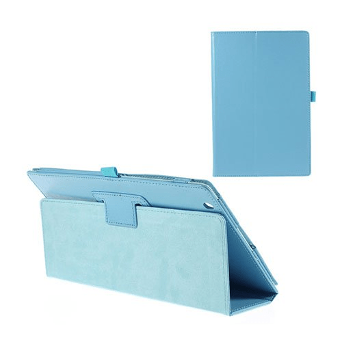 Gaarder sony xperia z4 tablet leather case with stand – blue