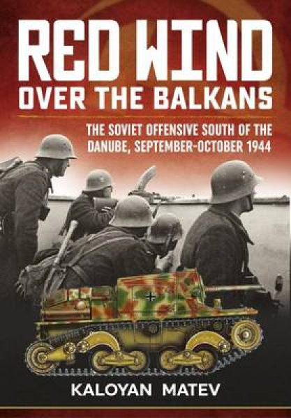 Red wind over the balkans by kaloyan matev