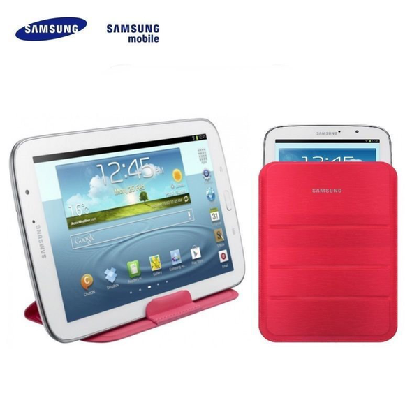 Samsung cover stand universal 7 – 8″ pink ef-sn510