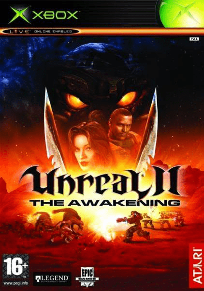 Unreal ii: the awakening -xbox