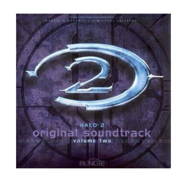 Halo 2 vol.2 soundtrack musik