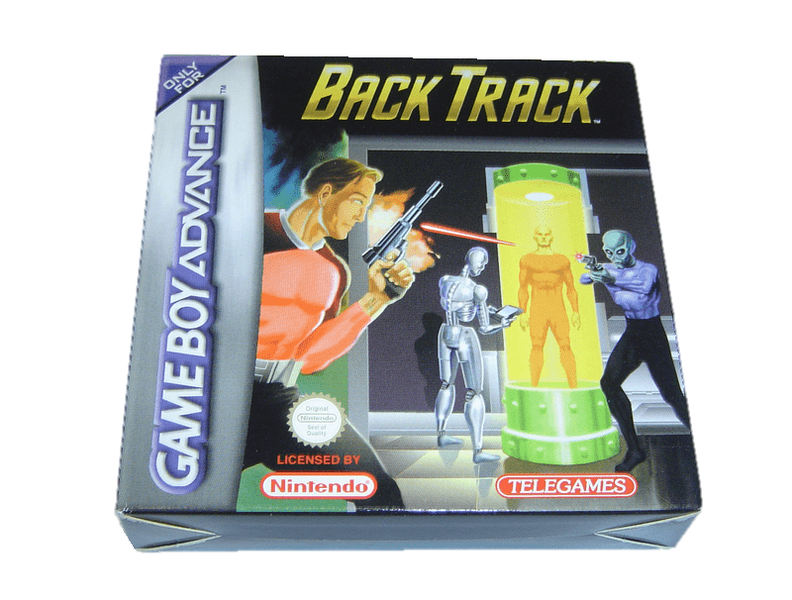 back track nintendo gameboy advance gba