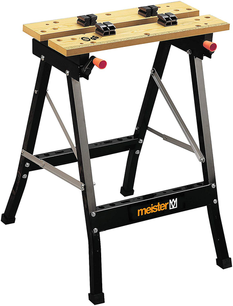 Workbench and clamping table
