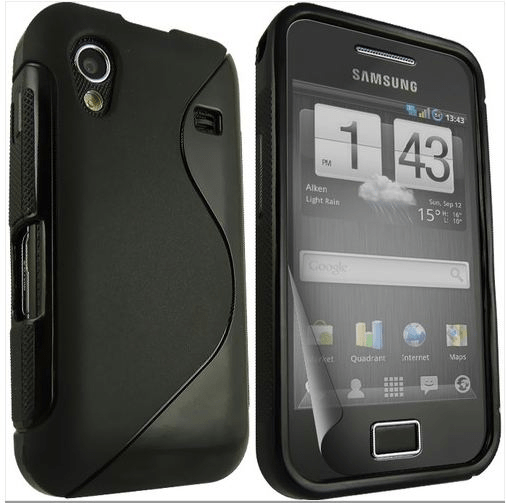 S-line skal samsung galaxy ace (s5830)