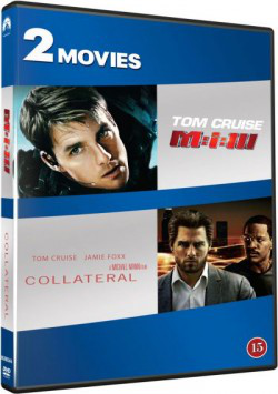 M:i:iii / collateral – dvd