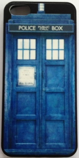 Iphone 5/5s/se – tardis – doctor who