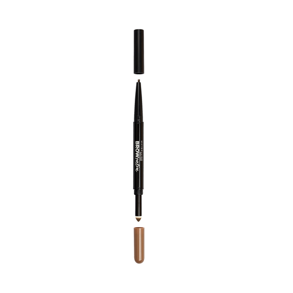 Maybelline brow satin duo pencil dark blond