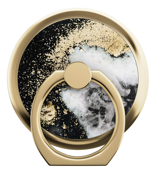 Ideal of sweden ring mount universal – black galaxy marble