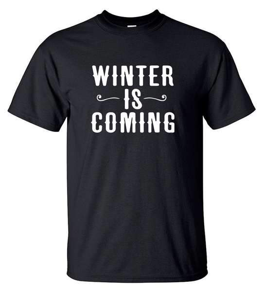 T-shirt - Winter Is Coming - HERR