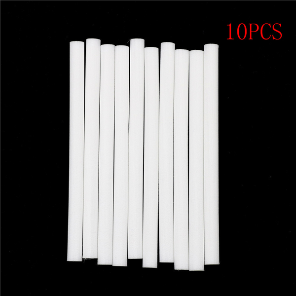 10x replacement filters for usb water bottle caps diffuser aroma