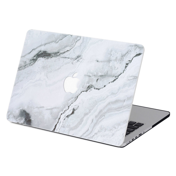 Macbook air 11 skin -vit marmor