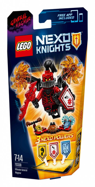 LEGO® NEXO KNIGHTS 70338 Ultimate general Magmar