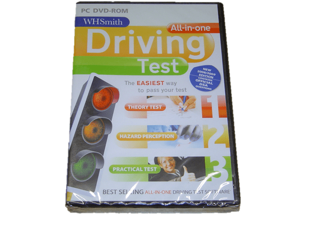 Pc program – driving test