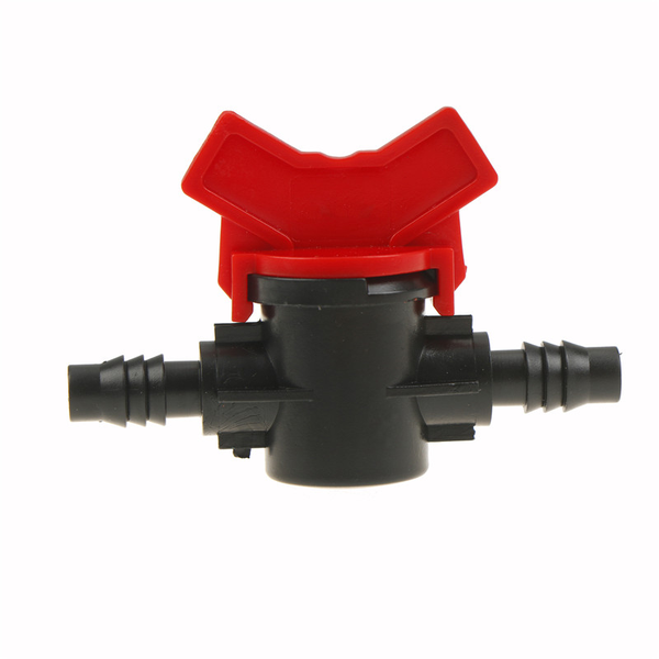 1pc convenient switch 8/11mm g3/8 ' switch coupling valve barbed