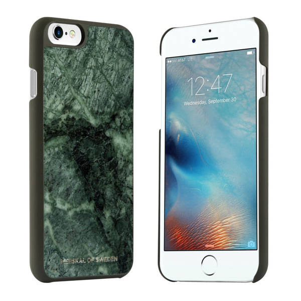 Köp Genuine Green Marble iPhone 6 6S med fri frakt  1b6d5871f4068