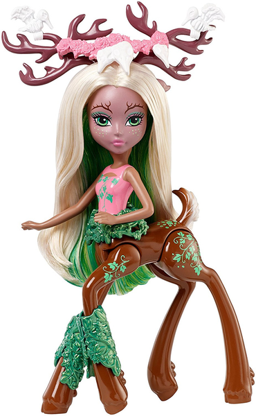 Monster High Fright-Mares Fawntine Fallowheart Doll Docka
