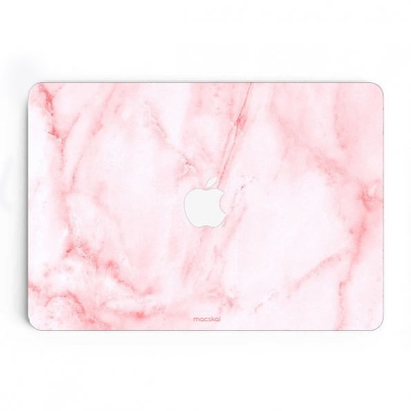Macbook air 11 skin – pink marble