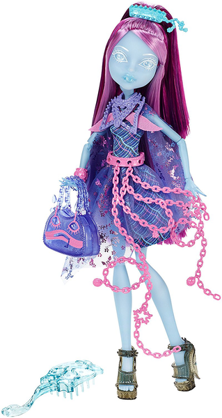 Monster High Kiyomi Haunterly alltid billig frakt