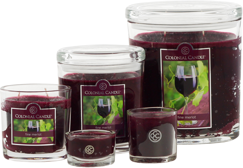Colonial Candle - Fine Merlot