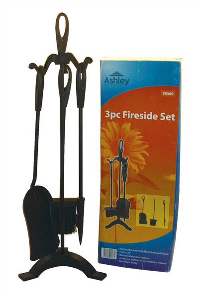 3pc fireside set