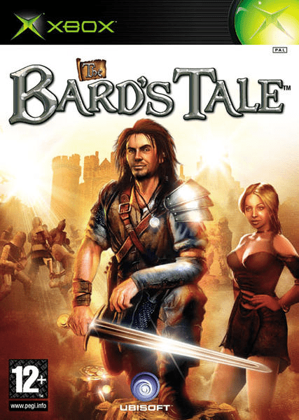 The bard's tale -xbox