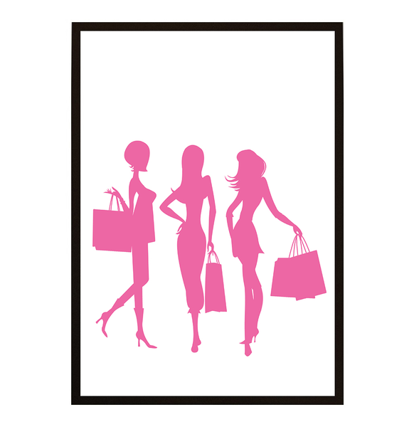 Poster - Sosa Ladies no.2 40x50cm