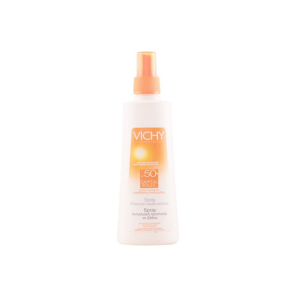 Spray solskydd capital soleil vichy spf 50 (200 ml)