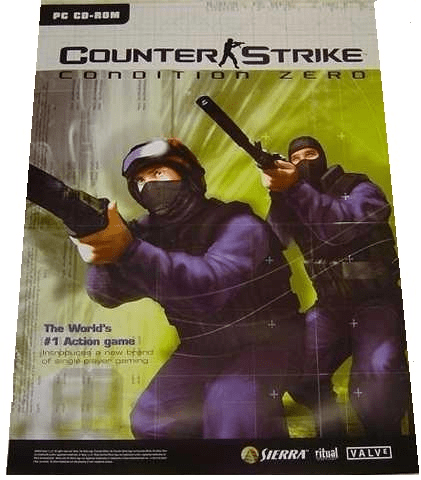 Plansch counter strike