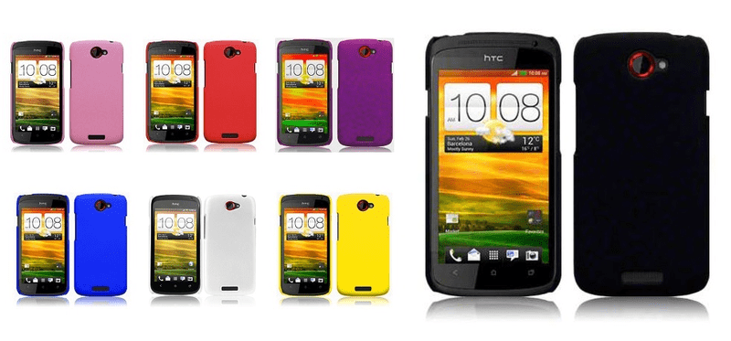 Hardcase skal htc one s
