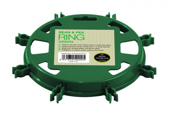 Bean & Pea Ring Grön Plant Support Gardening