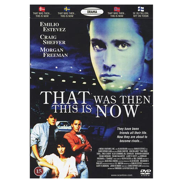 That was then this is now (dvd) drama med emilio estevez