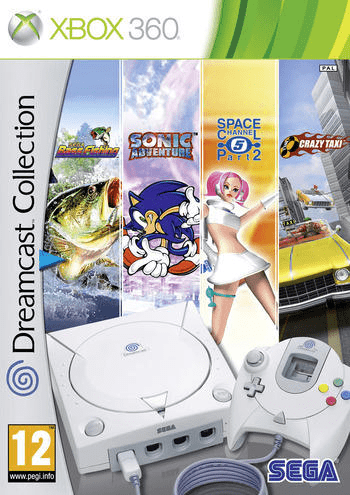 Dreamcast collection – xbox 360