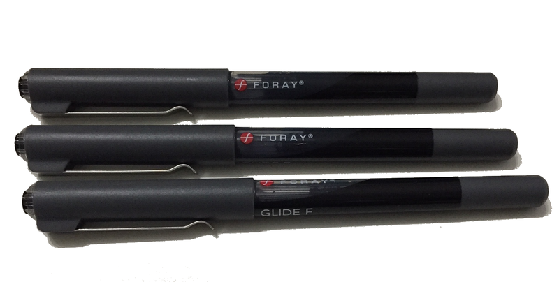 4 st rollerball glid foray pennor