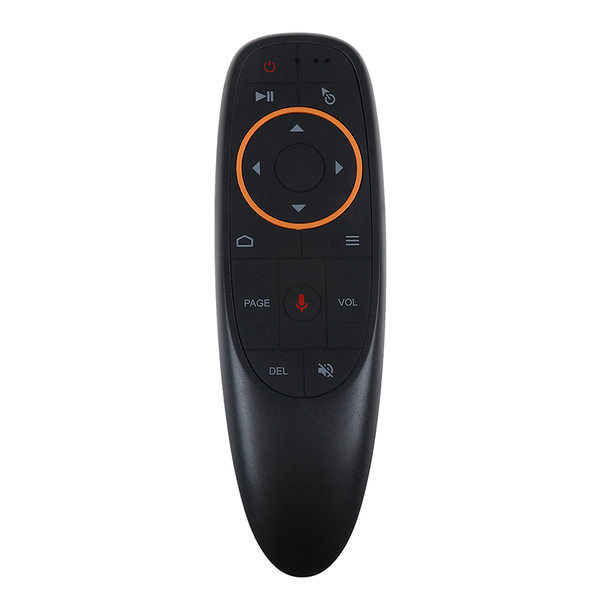 G10 2.4ghz wireless air mouse voice remote control usb receiver