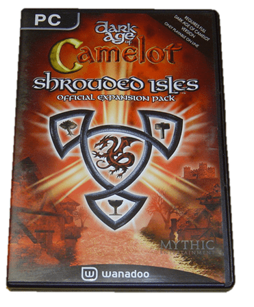 Pc spel – shrouded isles camelot