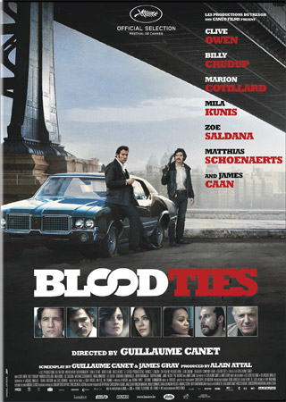 Blood ties – dvd