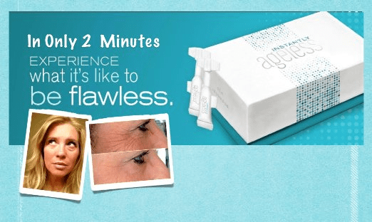 Instantly ageless pipetter 10 stycken instant